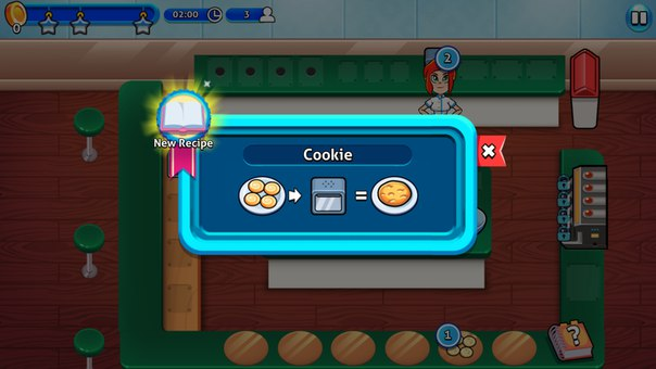 Chef Rescue для Android Казуальные  - 1463056445_chef-rescue3