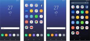 Первые скриншоты  оболочки Galaxy S8 Samsung  - 24c0e3850622e2c27470844686707402-300x139