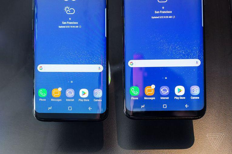 Обзор Samsung Galaxy S8 - Смартфоны без границ Samsung  - 41a16515adbfe212544a8a39199e9cd7