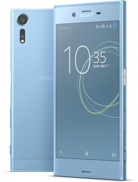 В России стартовал предзаказ смартфона Sony Xperia XZs Другие устройства  - 500941