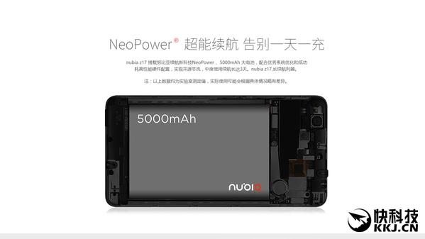 Официальные характеристики Nubia Z17 mini Другие устройства  - 5220bf40a02c4782bc802718fbe68688