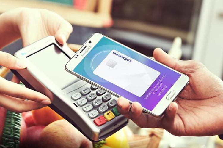Samsung Pay будет доступен на всех смартфонах Samsung Samsung  - 8b3e2fd5403e537e61083830dc4ae221
