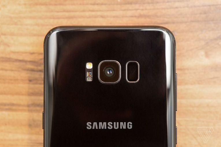 Обзор Samsung Galaxy S8 - Смартфоны без границ Samsung  - 92df79e7283152229a729f1aaab9a43c