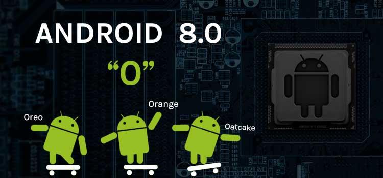 Первые подробности о  Android 8.0 Мир Android  - android-o