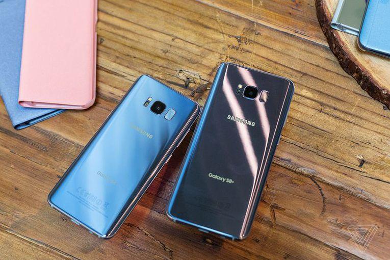 Обзор Samsung Galaxy S8 - Смартфоны без границ Samsung  - cdaee370eb0f4bcac167bcf2e5f2b279