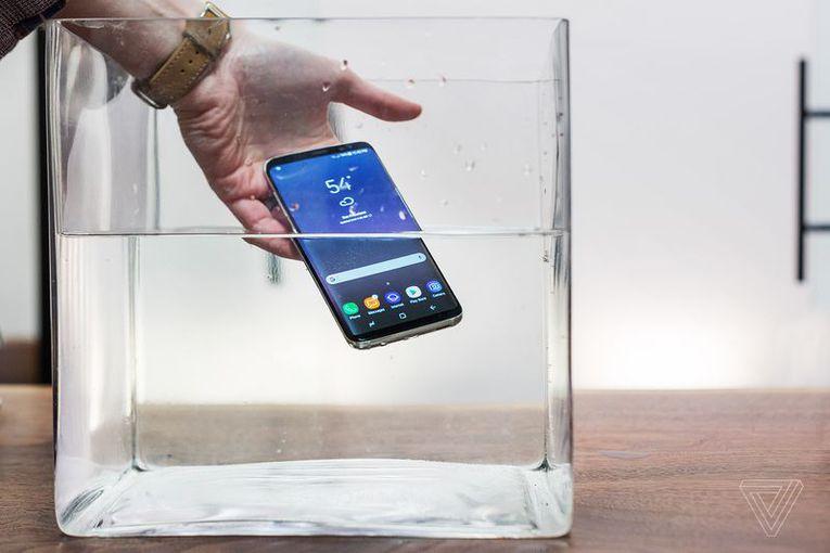 Обзор Samsung Galaxy S8 - Смартфоны без границ Samsung  - edb19daa5717e619ea823874071d6192