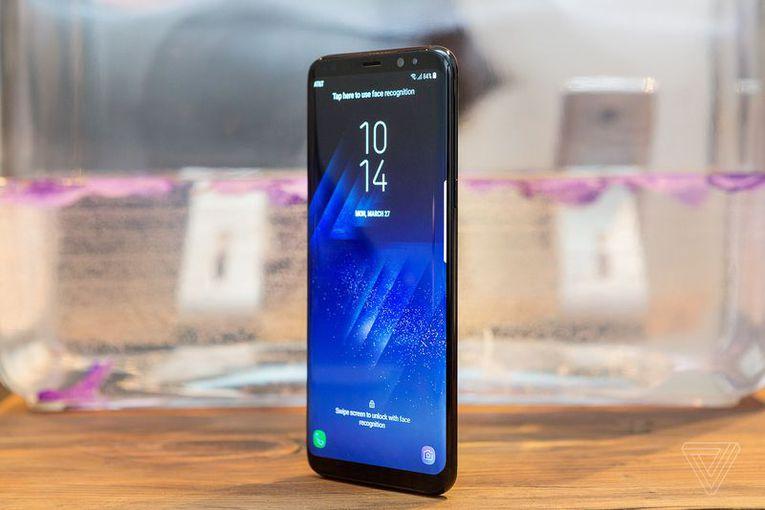 Обзор Samsung Galaxy S8 - Смартфоны без границ Samsung  - f8162f0e399916ace58d7eb94f237ff3
