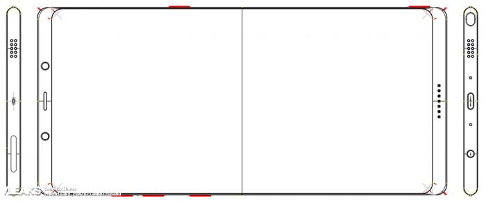 В Сеть утекли эскизы и характеристики Galaxy Note 8 Samsung  - galaxy-note-8