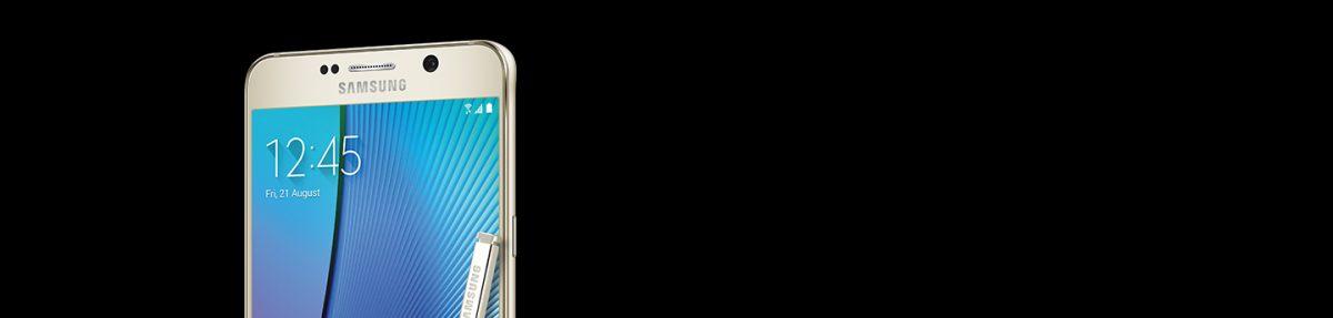 В 2016 году Samsung продала больше всех смартфонов Samsung  - galaxy-note5-002-pcv