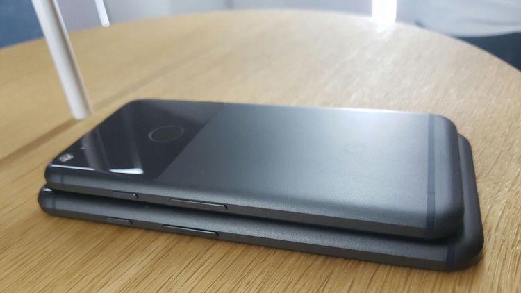 Google решила проблему со смартфонами Pixel Другие устройства  - google-pixel-xl.-750