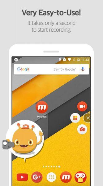 Mobizen Screen Recorder для Android Мультимедиа  - mobizen-3.1.1.72-2