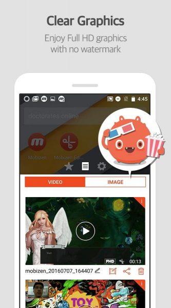 Mobizen Screen Recorder для Android Мультимедиа - mobizen-3.1.1.72-3