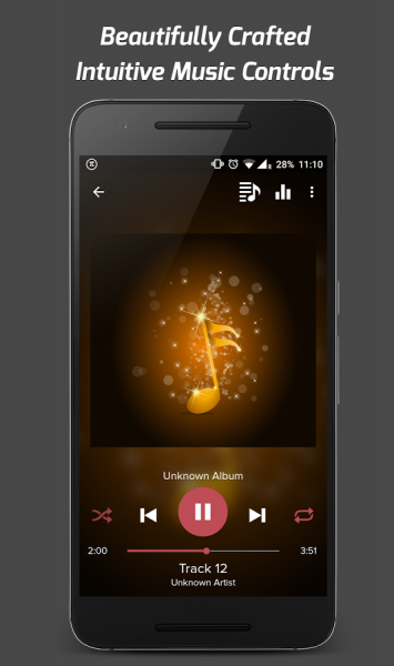 Pi Music Player для Android Мультимедиа - pi-music-player-2.4.4-3