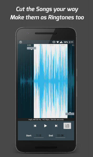Pi Music Player для Android Мультимедиа - pi-music-player-2.4.4-4