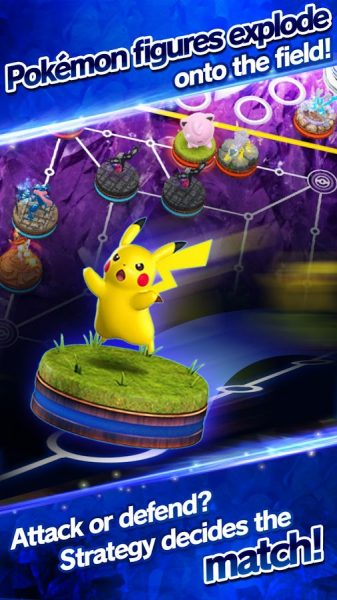 Pokémon Duel для Android Настольные игры  - pokemon-duel-3.0.2-2