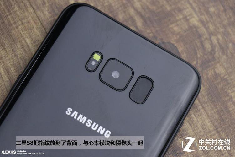 Первый видеообзор макета Samsung Galaxy S8 Samsung  - samsung-galaxy-s8-dummy-unit-hands-on-12.-750