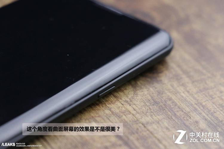 Первый видеообзор макета Samsung Galaxy S8 Samsung  - samsung-galaxy-s8-dummy-unit-hands-on-4.-750