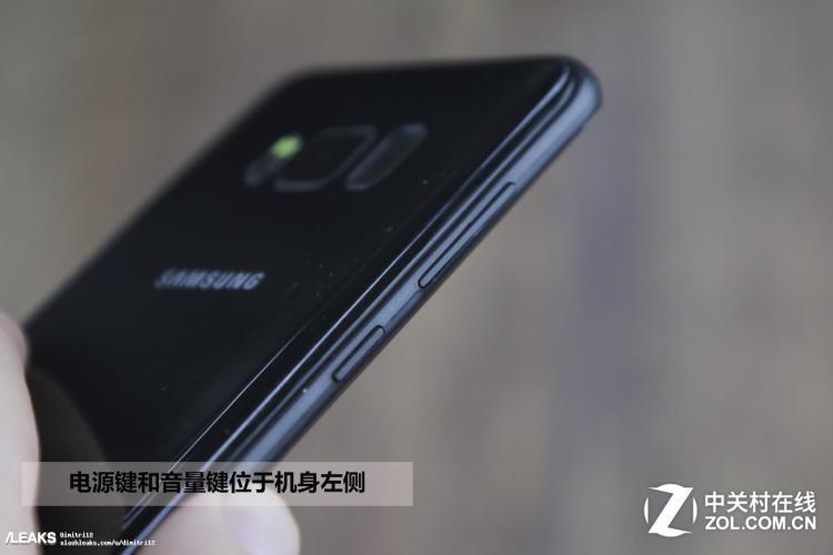 Первый видеообзор макета Samsung Galaxy S8 Samsung  - samsung-galaxy-s8-dummy-unit-hands-on-7.-750