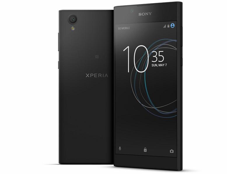 Sony Xperia L1: стильный дизайн и бюджетная начинка Другие устройства  - sony-xperia-l1-m