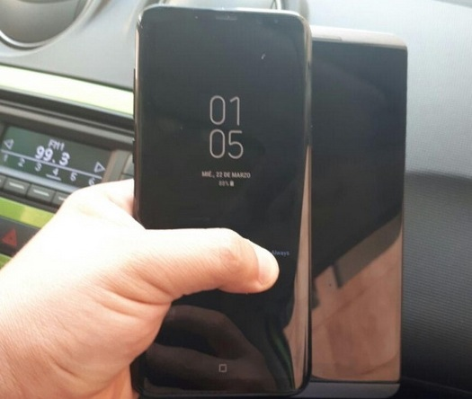 Фотографии рабочего образца Samsung Galaxy S8+ Samsung  - 9e1ac1d37d866533b8bffbe8bfcc321a