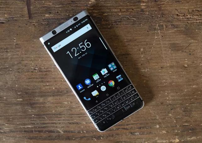 Продажи BlackBerry KeyOne начнутся в мае Другие устройства  - 083b15c87e934230e4a8e8fa6946bdff