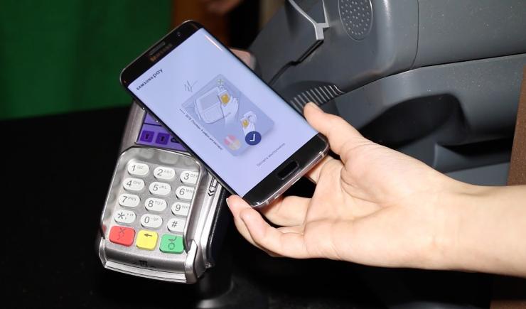 В Samsung Pay теперь поддерживает карты Visa банка «Открытие» Samsung  - 3da4c629689d6928dccf4e444e06311f