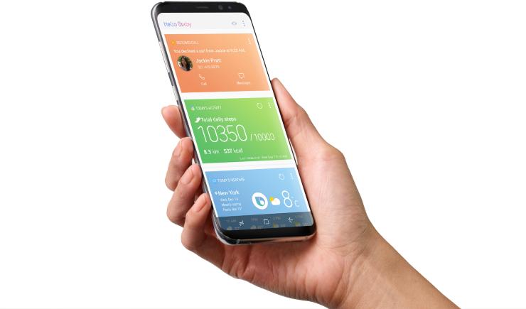 Хакеры обошли запрет Samsung на изменение кнопки Bixby Samsung  - 4368b0943f5145b881080cd8046c217d