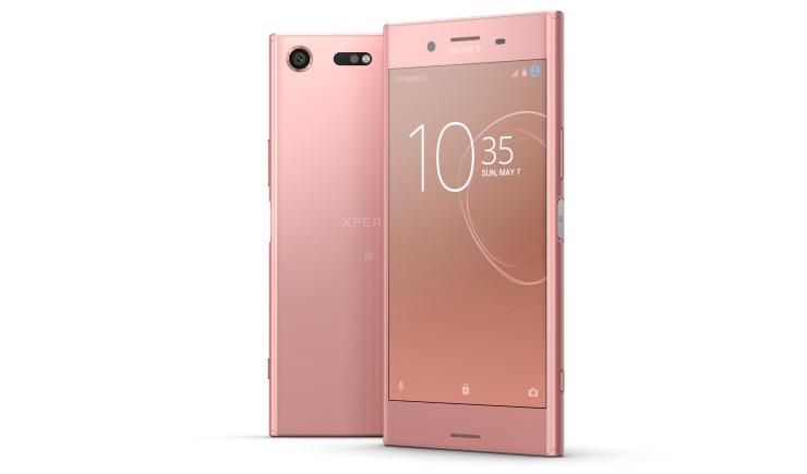 Sony Xperia XZ Premium будет в розовом цвете Другие устройства  - 5f4814da0793c38f21e750444f724aad