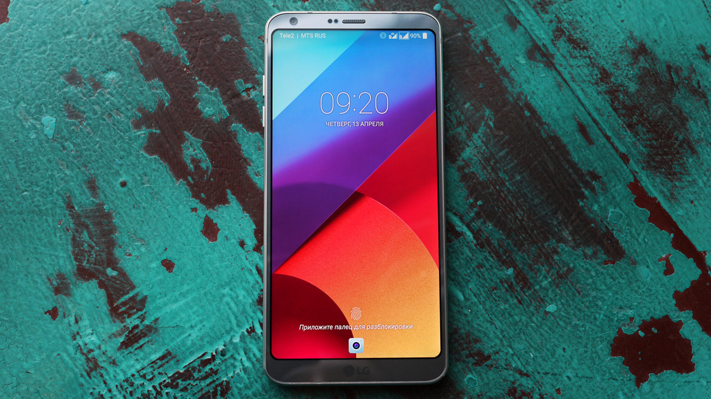 Обзор смартфона LG G6 LG  - 63
