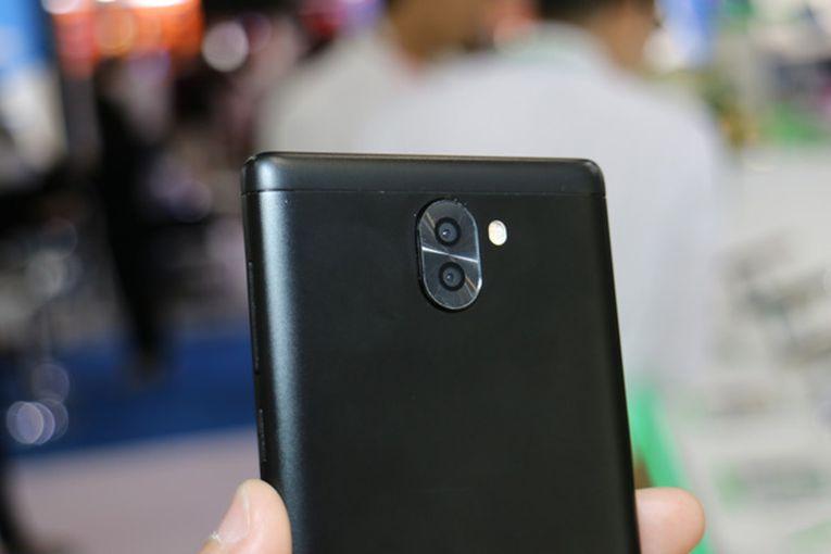 Еще один клон Xiaomi Mi Mix —  китайский Leagoo T-MIX Xiaomi  - 6b05008b0688b9efaf62a0e0a1a9b40d