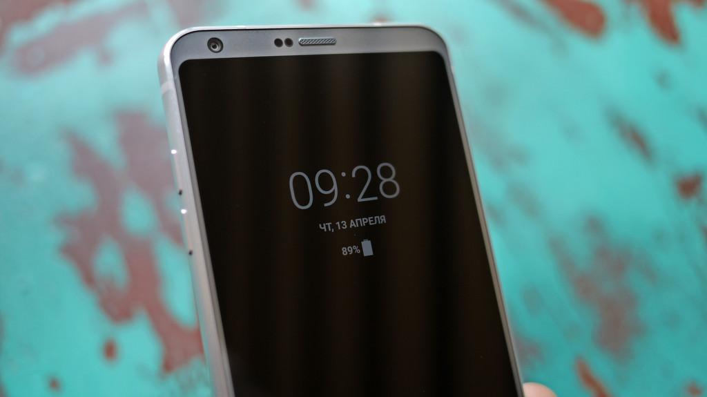 Обзор смартфона LG G6 LG  - 74