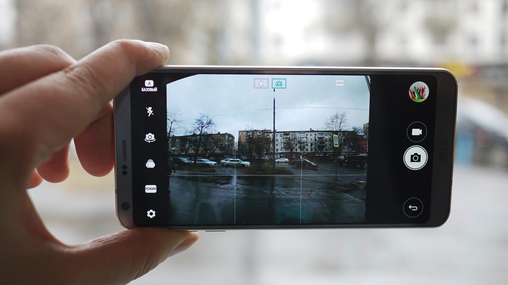 Обзор смартфона LG G6 LG  - 77