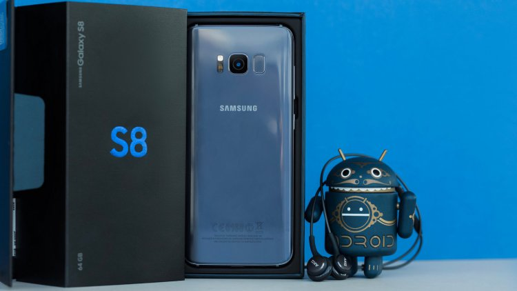 Samsung не успевает за большим спросом на Galaxy S8 Samsung  - androidpit-samsung-galaxy-s8-1949.-750