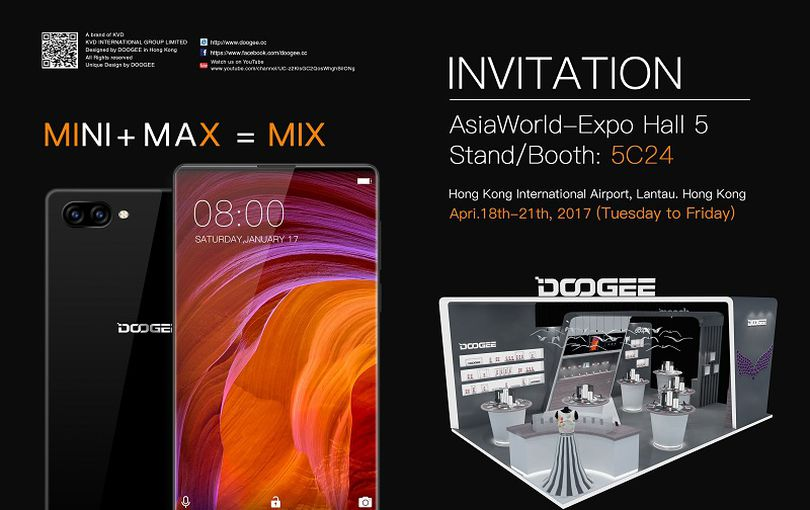 Doogee готовит копию смартфона Xiaomi Mi Mix Другие устройства  - babe4a4bd7665f4a25c8aaffde31bba8