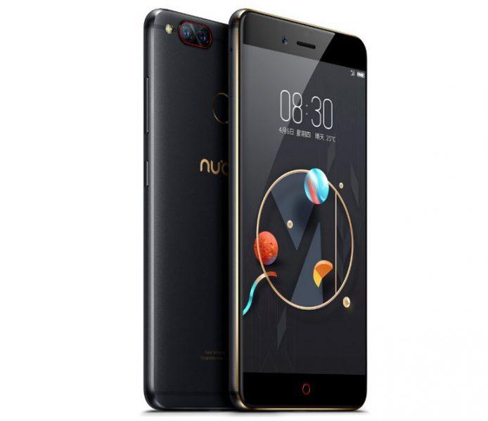 Представлен смартфон ZTE  Nubia Z17 mini Другие устройства  - dea04cdc002fc668247d513cf1b18db5