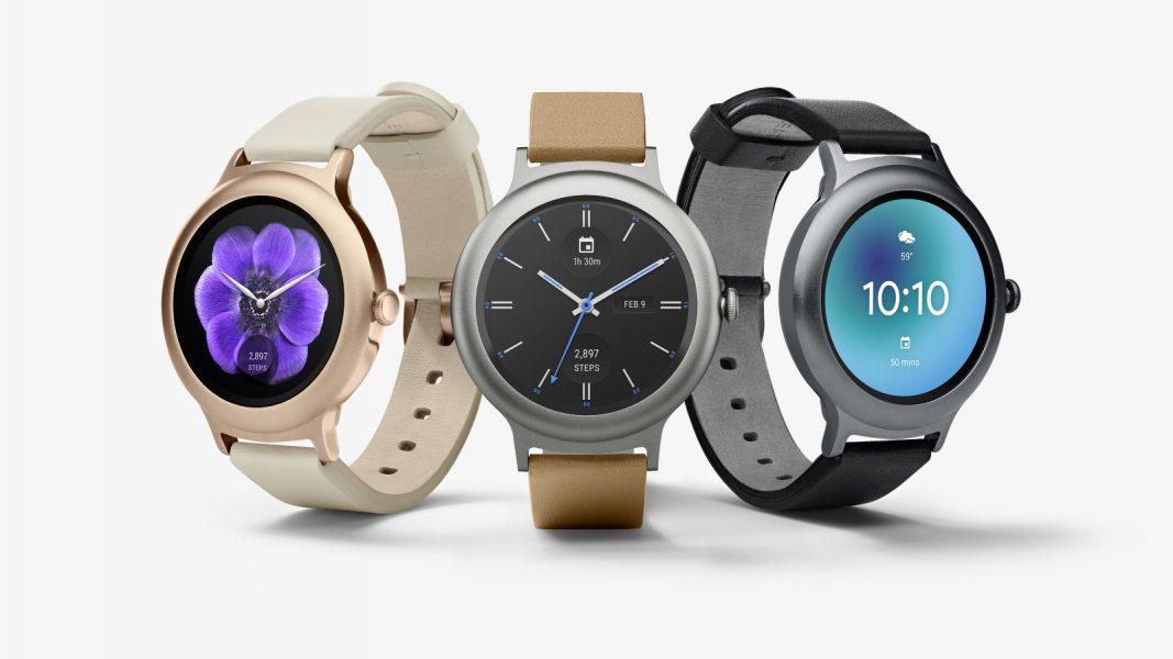 Подарок часы Watch Style за предзаказ  LG G6 LG  - lg-watch-style