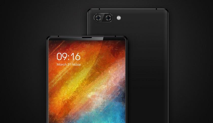 Maze Alpha: 6-дюймовый конкурент Xiaomi Mi MIX Другие устройства  - maze-alpha-13-april-2