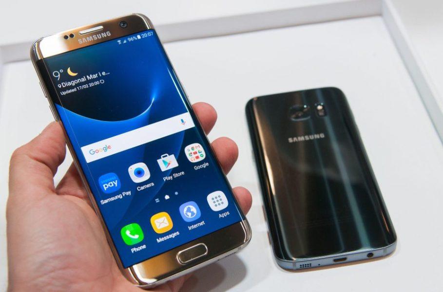 Экраны в Galaxy S8 и Galaxy S8+ признаны лучшими Samsung  - nintchdbpict000266677244-e1473852629732
