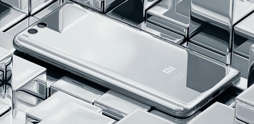 Xiaomi скоро выпустит флагман Mi 6 Plus Xiaomi - xiaomi-mi-6-silver