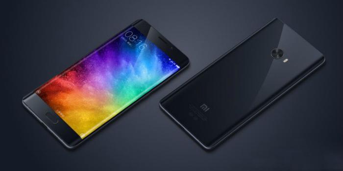 Первые слухи о Xiaomi Mi Note 3 Xiaomi - xiaomi-mi-note-2-5