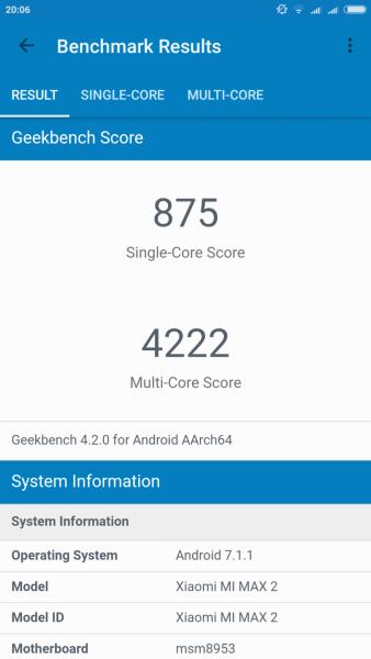 Обзор Xiaomi Mi Max 2 - эволюция лучшего фаблета с большой батареей Xiaomi  - 0cd74fe2b3