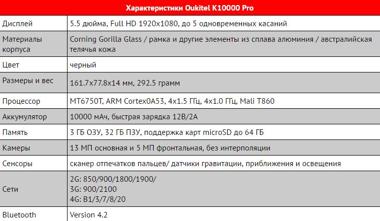 Oukitel K10000 Pro: дизайн и характеристики нового смартфона Другие устройства  - 12-05-2017-16-27-16