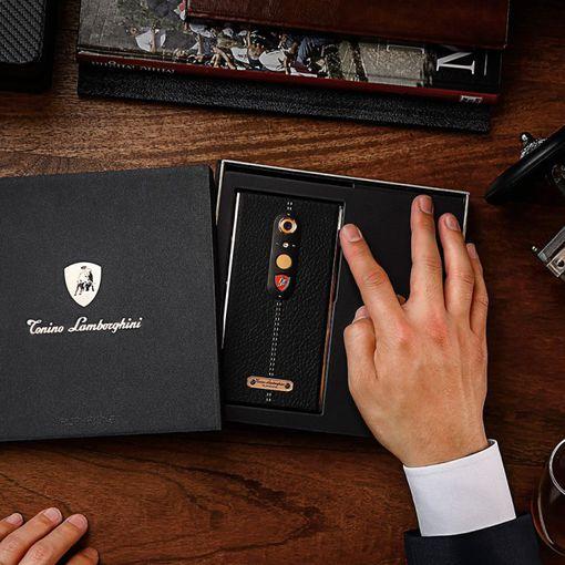 Смартфон Tonino Lamborghini Alpha One за 2100 долларов Другие устройства  - 46cde5e916cefde4cb392b9b2188ae3f