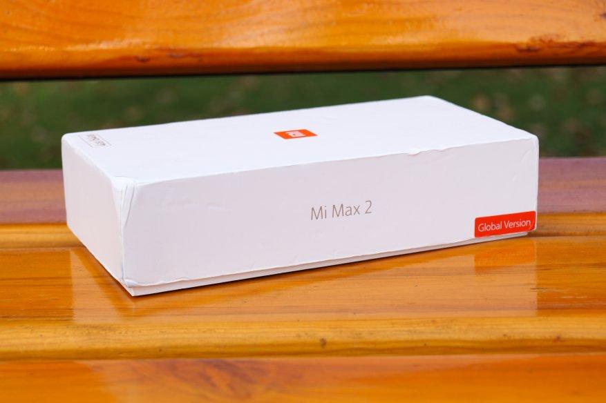 Обзор Xiaomi Mi Max 2 - эволюция лучшего фаблета с большой батареей Xiaomi  - 78027659df