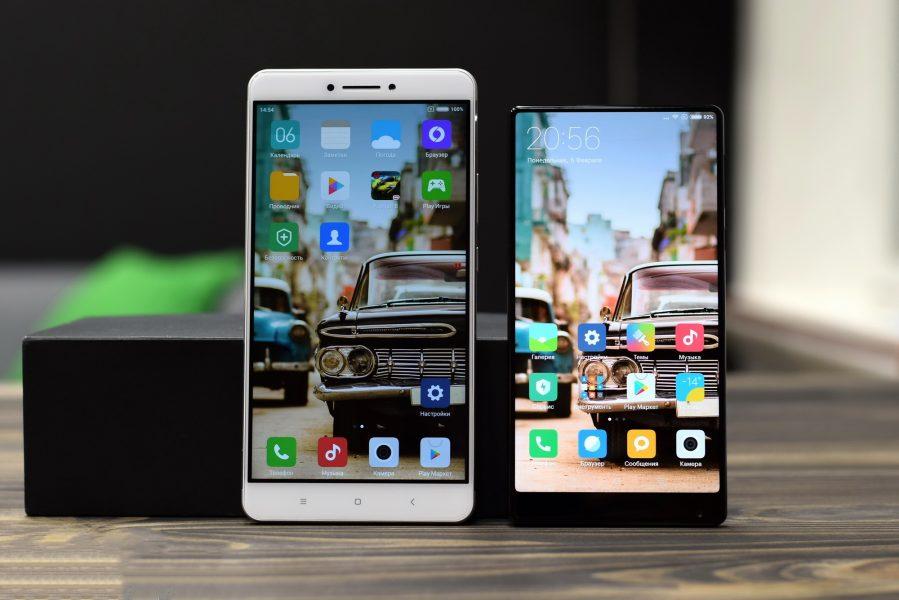 Xiaomi опровергла планы на Mi6 Lite на Snapdragon 660 Xiaomi  - xiaomi_mi_mix_obzor_13