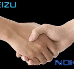 Meizu и Nokia