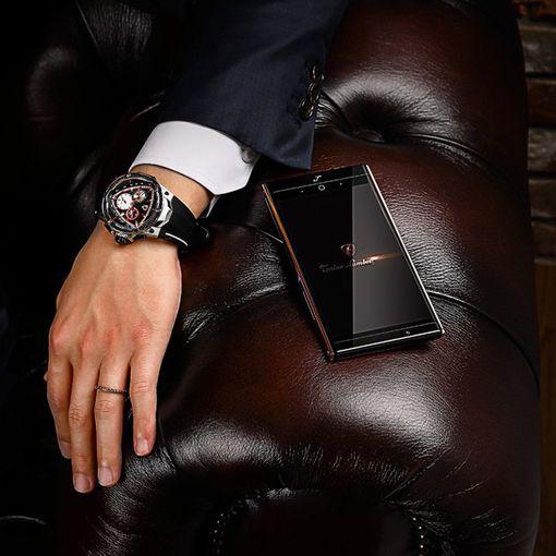 Смартфон Tonino Lamborghini Alpha One за 2100 долларов Другие устройства  - acef71c11a890d5e5c2f14d0b907ba4e