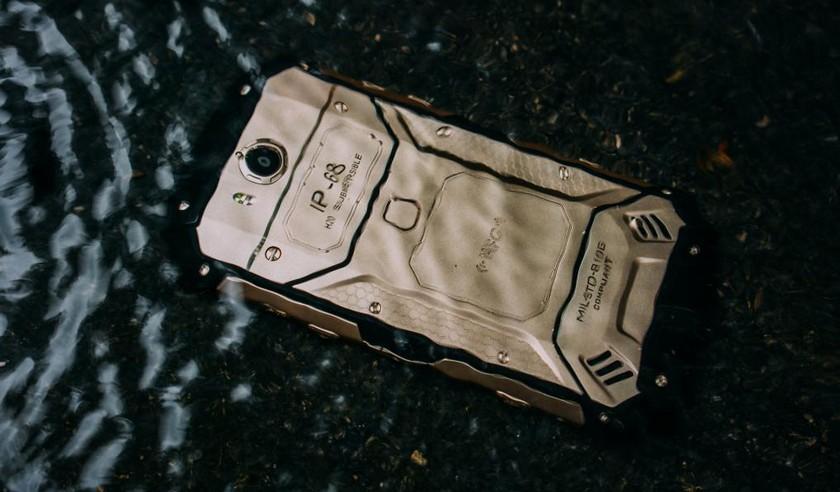 Aermoo M1 – защищённый гаджет с отличной начинкой Другие устройства  - aermoo-m1-1