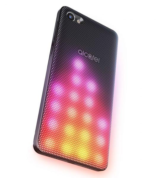 Alcatel A5 LED со светящейся крышкой уже в России Другие устройства  - alcatel-a5-led-galeria-2