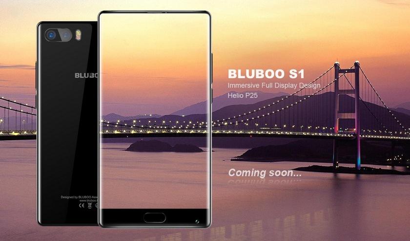 Безрамочный смартфон Bluboo S1 за $150 Другие устройства - bluboo-s1-bezel-less-10-may-1